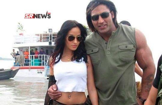 Nora Fatehi with Varinder