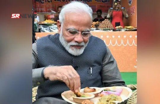 PM Modi Dinner Time