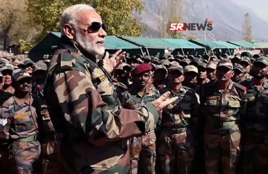 PM with army