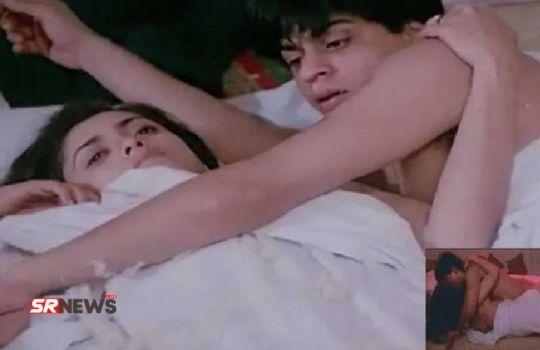 Shahrukh Khan intimate seen