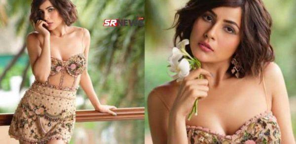 अपनी अदाओं से मदहोश किया Shehnaaz Gill ने, ड्रेस ऐसी की उड़ा देगी होश!