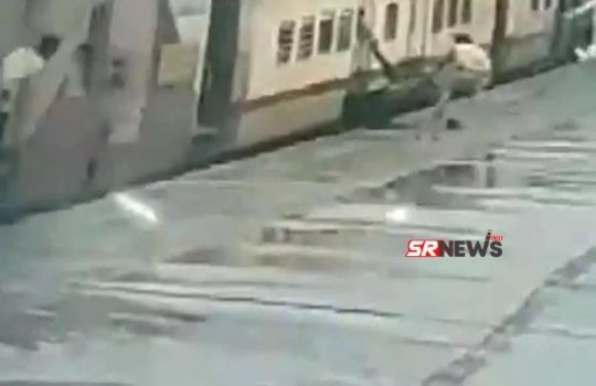 Train Viral Video