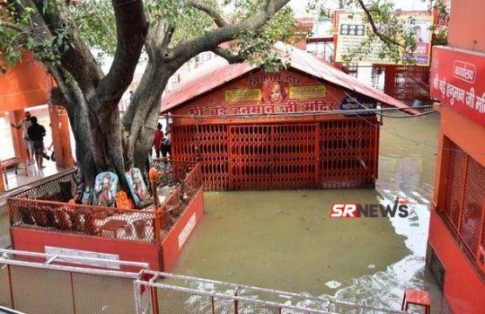 UP prayagraj hanumanji