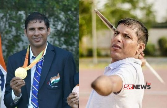 athlete devendra jhajharia
