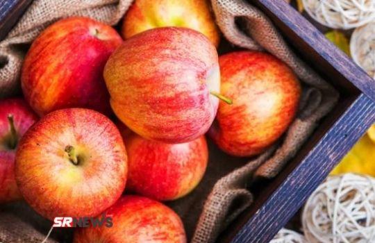 supermarket apple