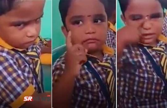 school angry child video