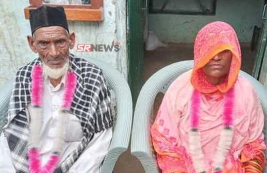 73 year old dulha married