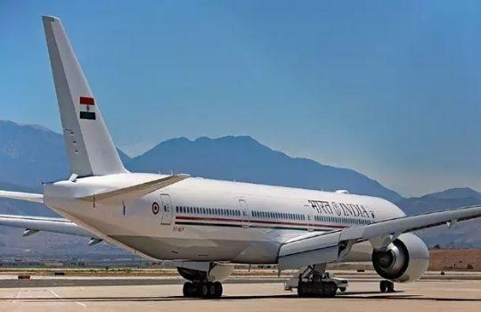 Air India One PM Plane