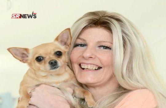 Dog save owner life