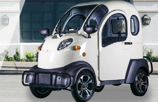 Electric Car in India