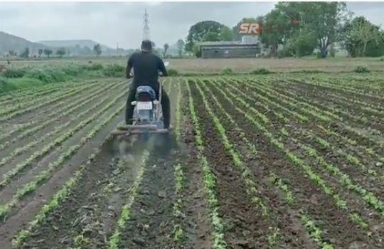 Farmer desi jugaad