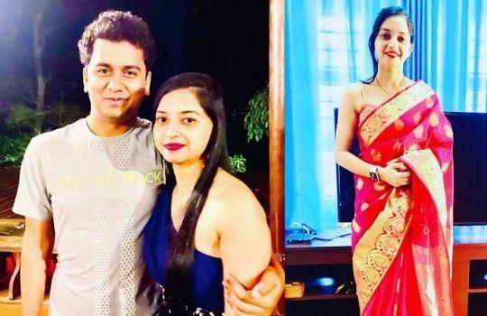 IPS Pooja Yadav husband