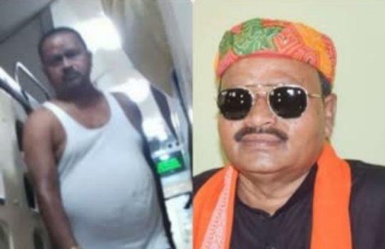 JDU MLA Gopal Mandal