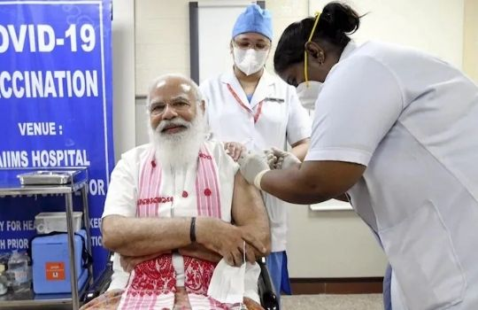 MP Dhar Corona Vaccine News