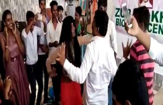 Teachers day bihar viral video