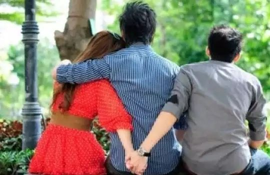 Wife relation with other man