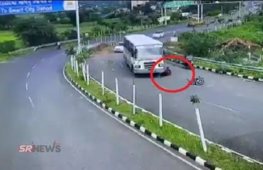 accident viral video