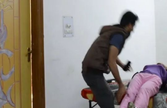 girl boy Viral video