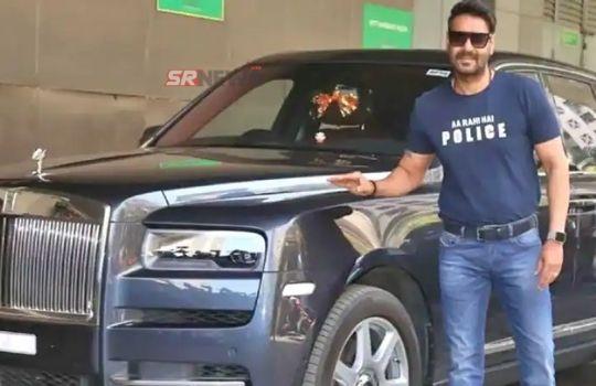 Ajay Devgan Car