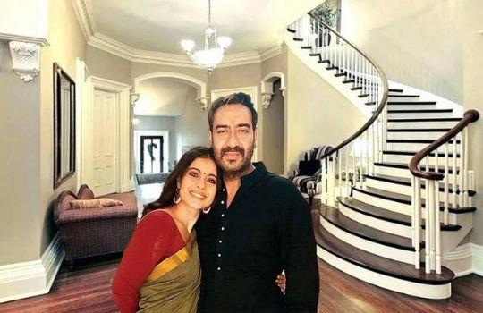 Ajay Devgan Home
