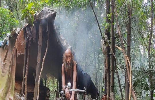 Jungle Man Chandra Shekhar Story