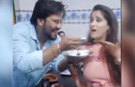 Jija Saali viral video