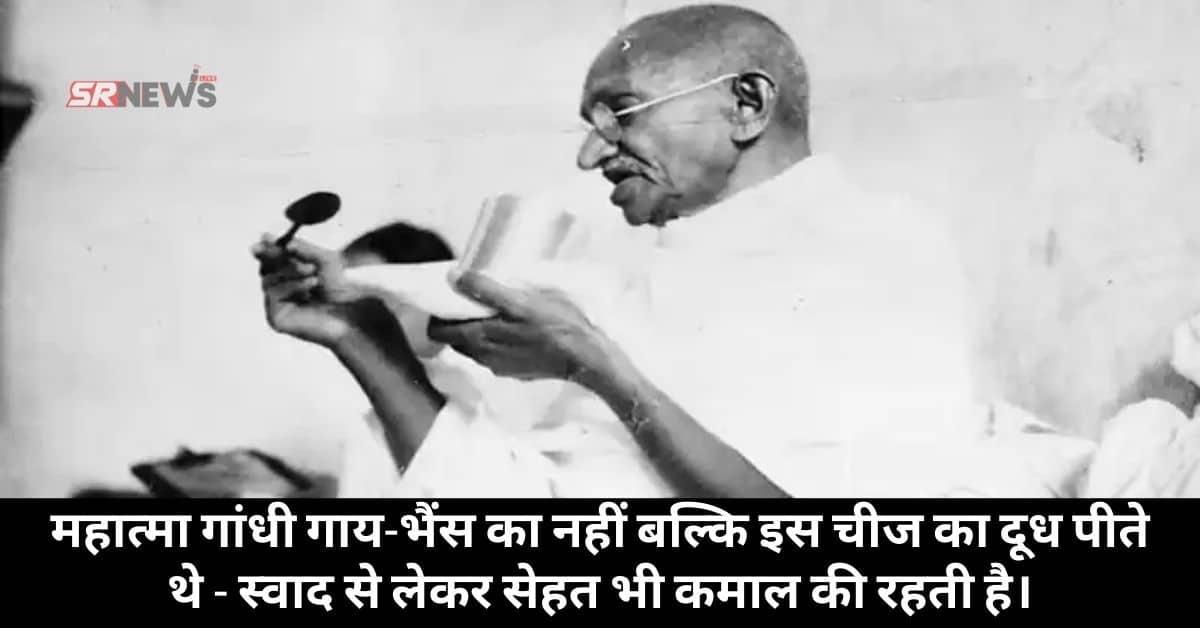 Mahatma Gandhi Lifestyle