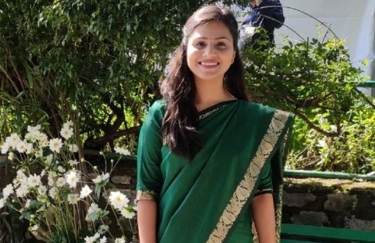 UPSC Topper Ankita Jain