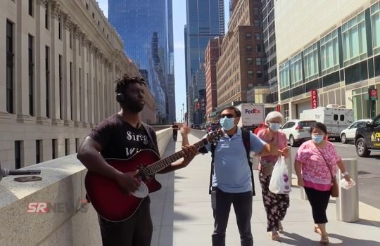 Viral song video